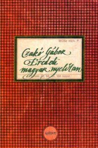 Eredeti magyar nyelvtan