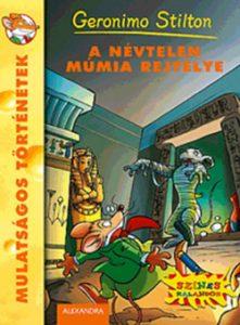 A névtelen múmia rejtélye