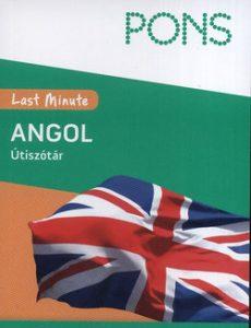 PONS - Last Minute útiszótár - Angol