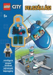 Lego city - Felszállás!