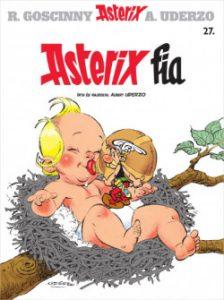 Asterix 27. - Asterix fia