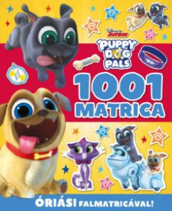 Puppy dog pals - 1001 matrica
