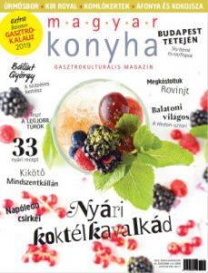 Magyar konyha 43. évf. 7-8. szám