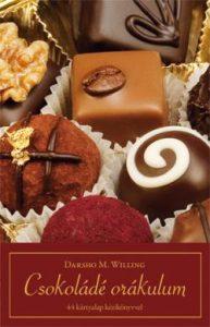 Csokoládé orákulum - Díszdobozban