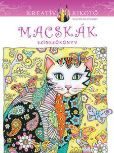 Macskák - Színezőkönyv