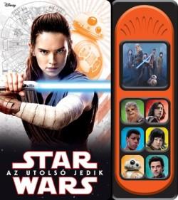 Az utolsó Jedik - Hangmodulos könyv - Star Wars