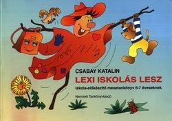 Lexi iskolás lesz - iskola előkészítő 6-7 éveseknek