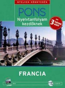 PONS - Nyelvtanfolyam kezdőknek Francia