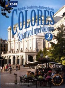 Colores - Spanyol nyelvkönyv 2 A2-B1