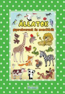 Állatok - gyerekversek és mondókák