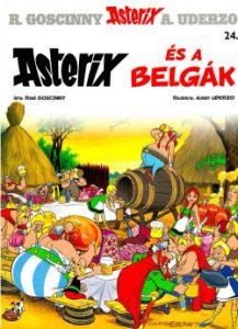 Asterix 24. - És a belgák