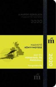A napok iszkolása - Magvető notesz 2020