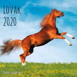 Lovak naptár 2020