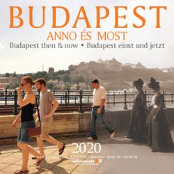 Budapest Anno és most 2020 naptár