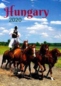 2020 Naptár - Hungary