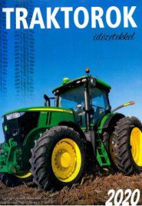 2020 Naptár - Traktorok