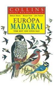 Európa madarai - Collins madárhatározó