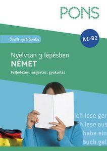 PONS - Nyelvtan 3 lépésben - Német