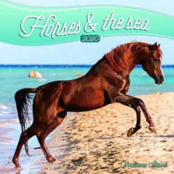 Horses & the sea lemeznaptár 2020