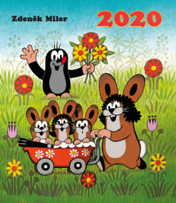 A kisvakond 2020 falinaptár