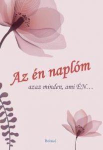 Az én naplóm (virágos boríító)