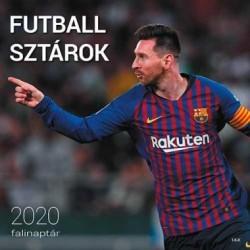 Futballsztárok - failinaptár 2020
