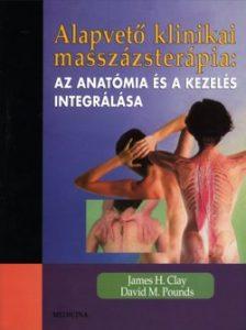 Alapvető klinikai masszázsterápia: az anatómia és a kezelés integrálása
