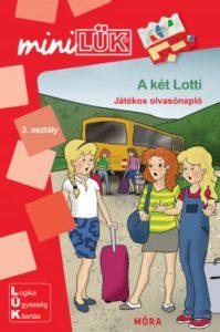 A két Lotti - Játékos olvasónapló 3. osztály