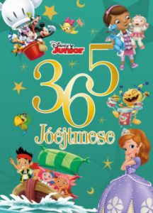 365 Jóéjtmesék - Disney Junior