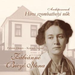 Arcképcsarnok - Fábiánné Biczó Ilona