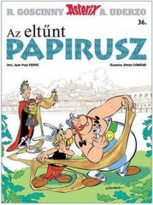 Asterix 36. - Az eltűnt papirusz