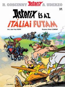 Asterix 37. - Itáliai futam