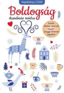 Boldogság skandináv módra naptárkönyv 2020