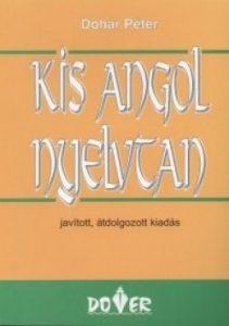 Kis angol nyelvtan -javított, átdolgozott kiadás