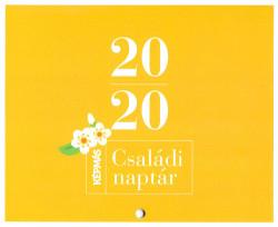 Képmás Családi naptár 2020