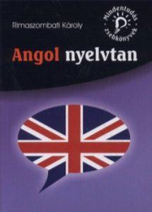 Angol nyelvtan (Mindentudás zsebkönyvek)