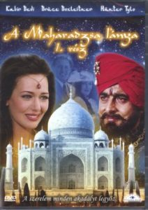 A Maharadzsa lánya 1. DVD
