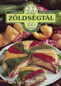99 Zöldségtál 33 színes ételfotóval