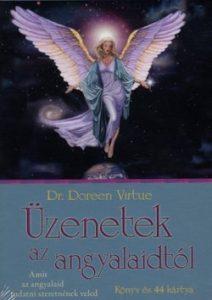 Üzenetek az angyalaidtól kártya