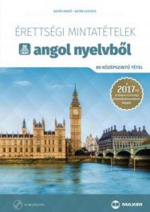 Érettségi mintatételek angol nyelvből+CD 80 középszintű tétel
