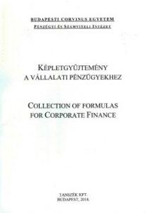 Képletgyűjtemény a vállalati pénzügyekhez