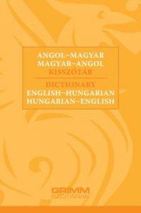 Angol-magyar - magyar-angol kisszótár