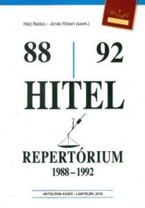 88-92 Hitel - Repertórium 1988-1992