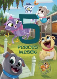 5 perces mesék - Disney Junior Puppy Dog Pals