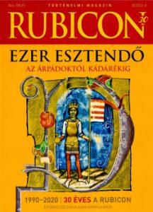 Rubicon - 2020/2-3