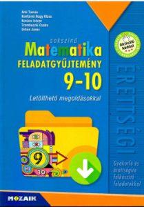 Sokszínű Matematika feladatgyűjtemény 9-10 osztály