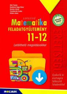 Sokszínű Matematika feladatgyűjtemény 11-12 osztály