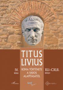 Róma története a város alapításától IV. kötet