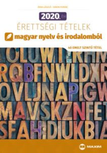 2020. évi érettségi tételek - Magyar nyelv és irodalomból