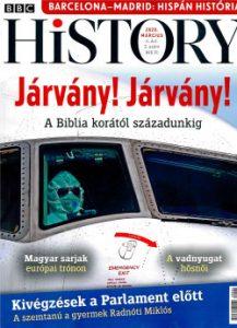 BBC History 2020. 3. március